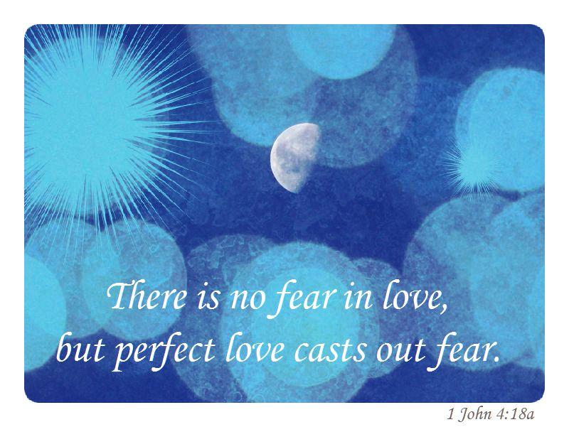 perfect love moon verse