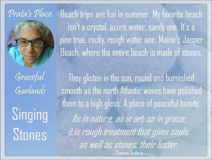 Prata Place Graceful Garlands 10 stones