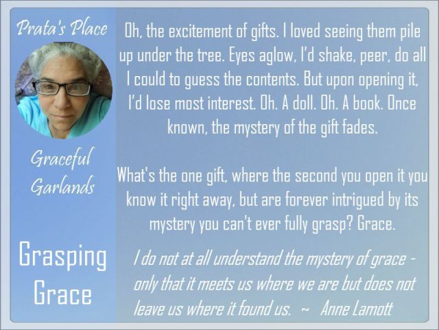 Prata Place Graceful Garlands 25 grace gift