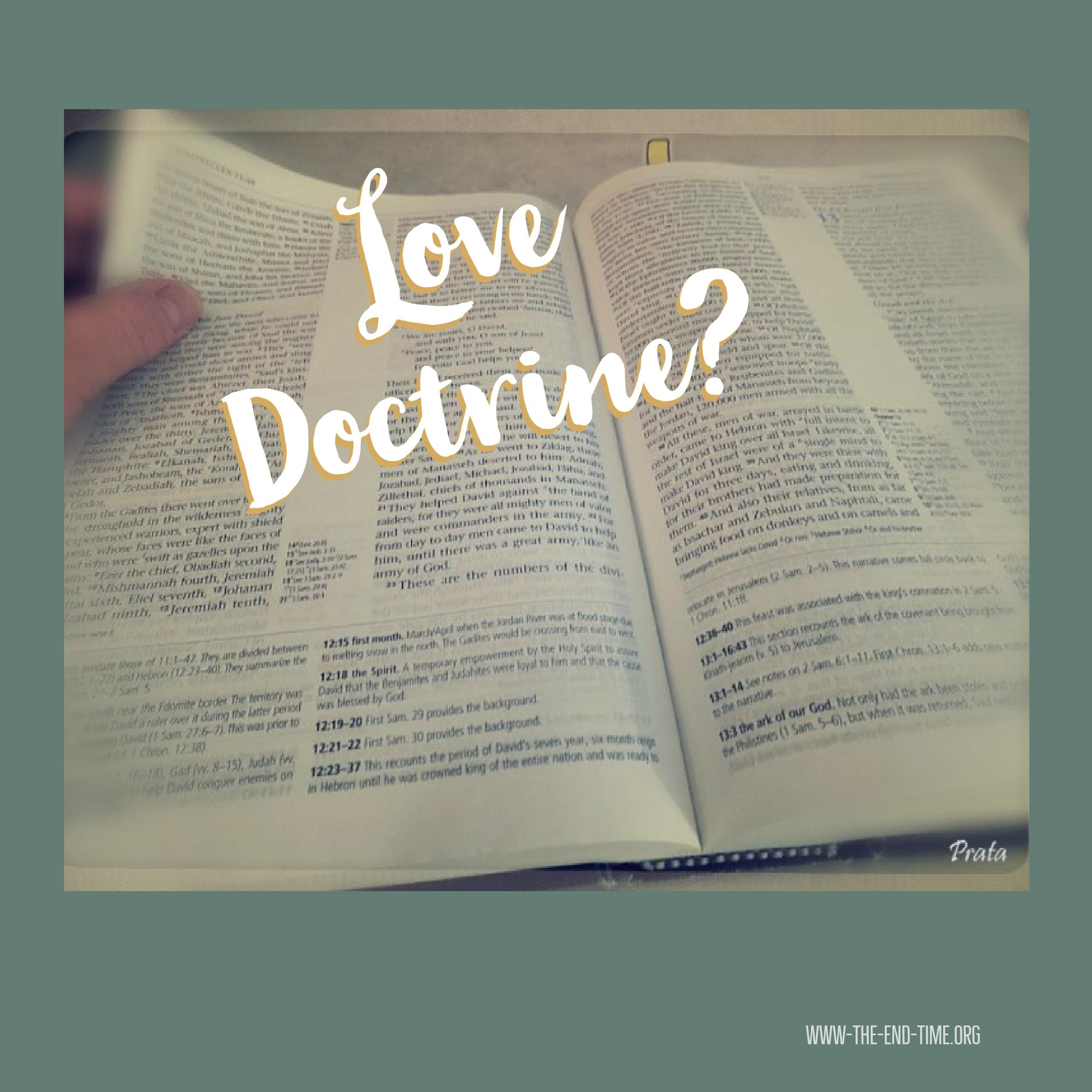 love doctrine