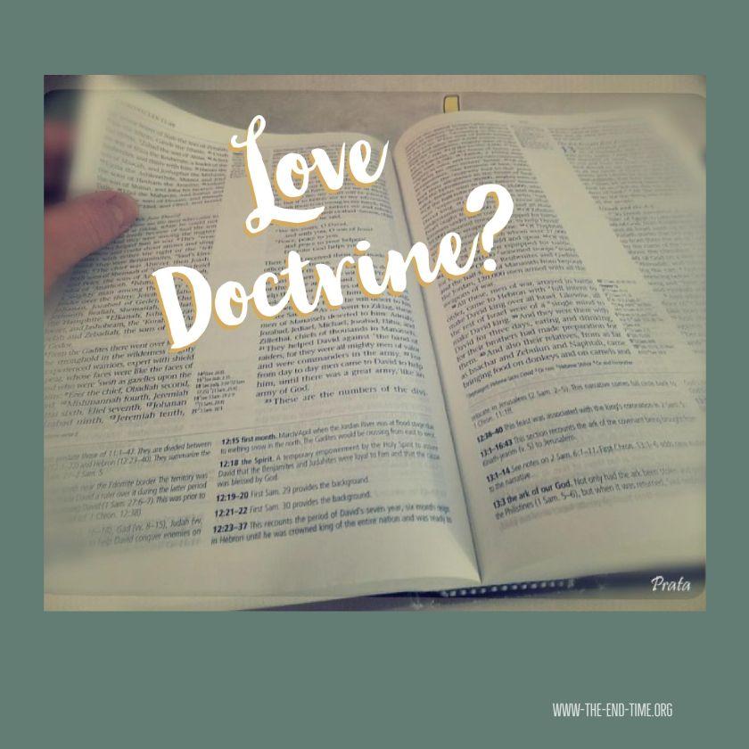 love doctrine