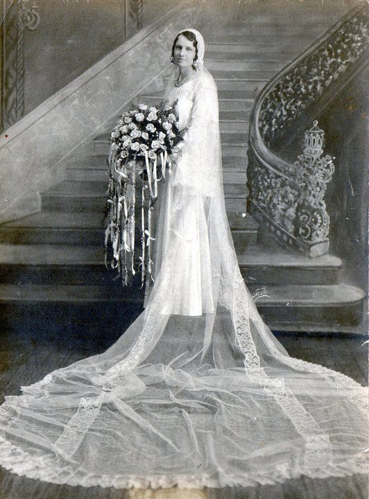 wedding gown wife