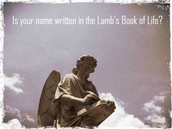 angel lamb's book of life
