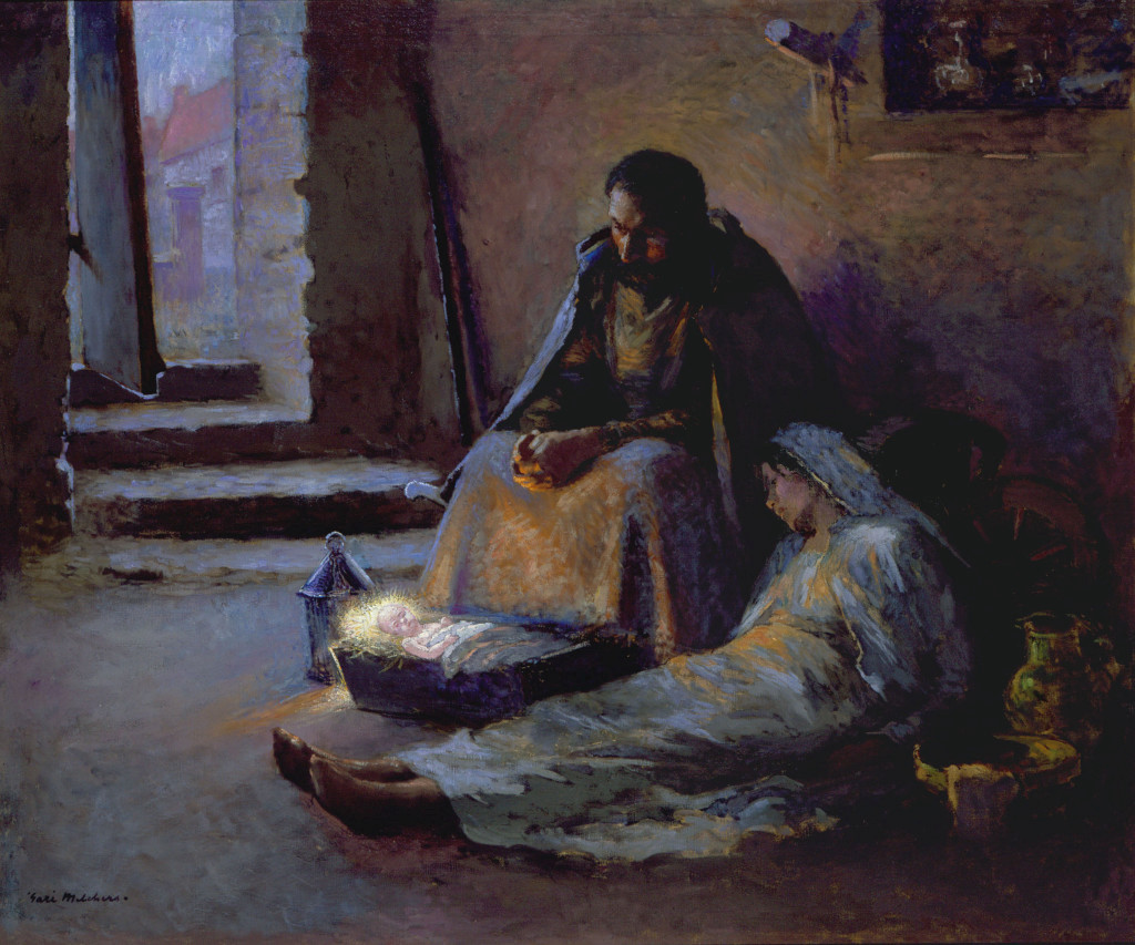 melchers nativity