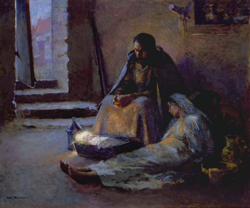 melchers nativity