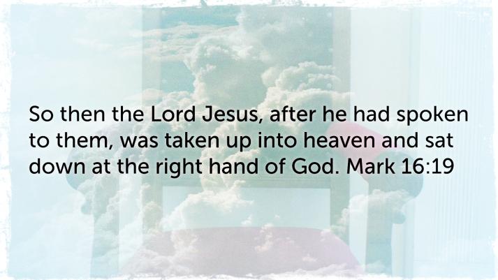 thirty days of jesus 30 he sat down