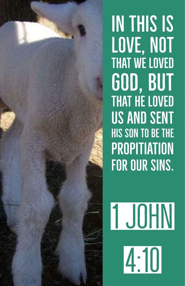 thirty days of jesus day 14 propitiation