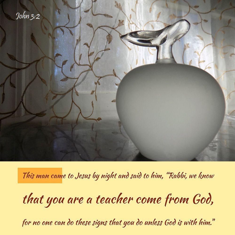 thirty days of Jesus day 20