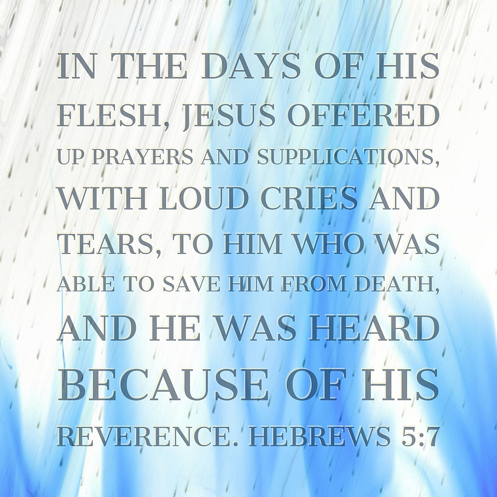 thirty days of Jesus day 22