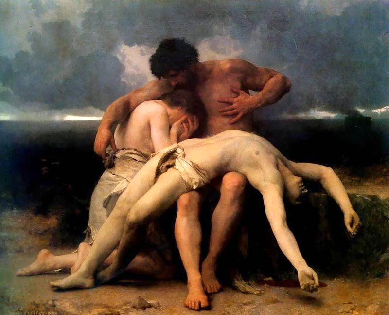 800px-Bouguereau-The_First_Mourning-1888