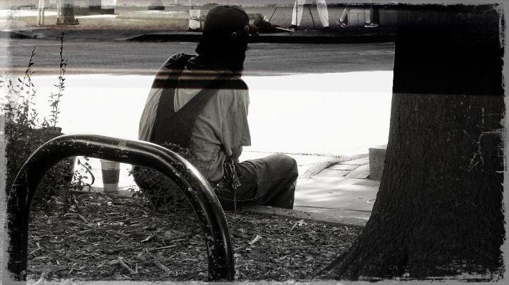 depressed guy