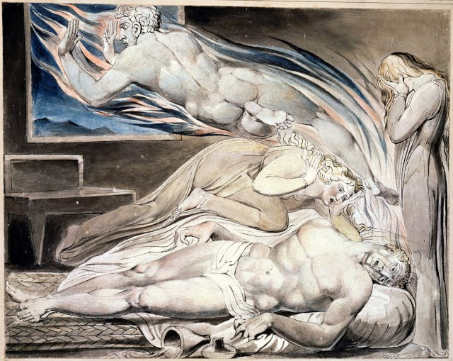 """""""Death of the Strong Wicked Man"""""""