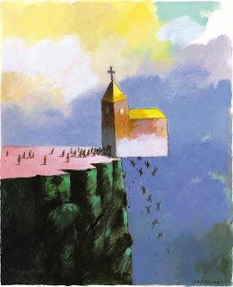 apostate church by boris sajtinac