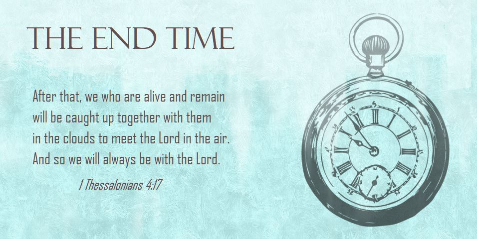 fb the end time stopwatch banner