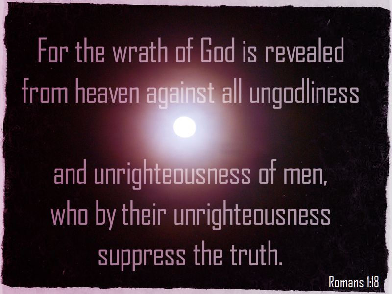 wrath verse