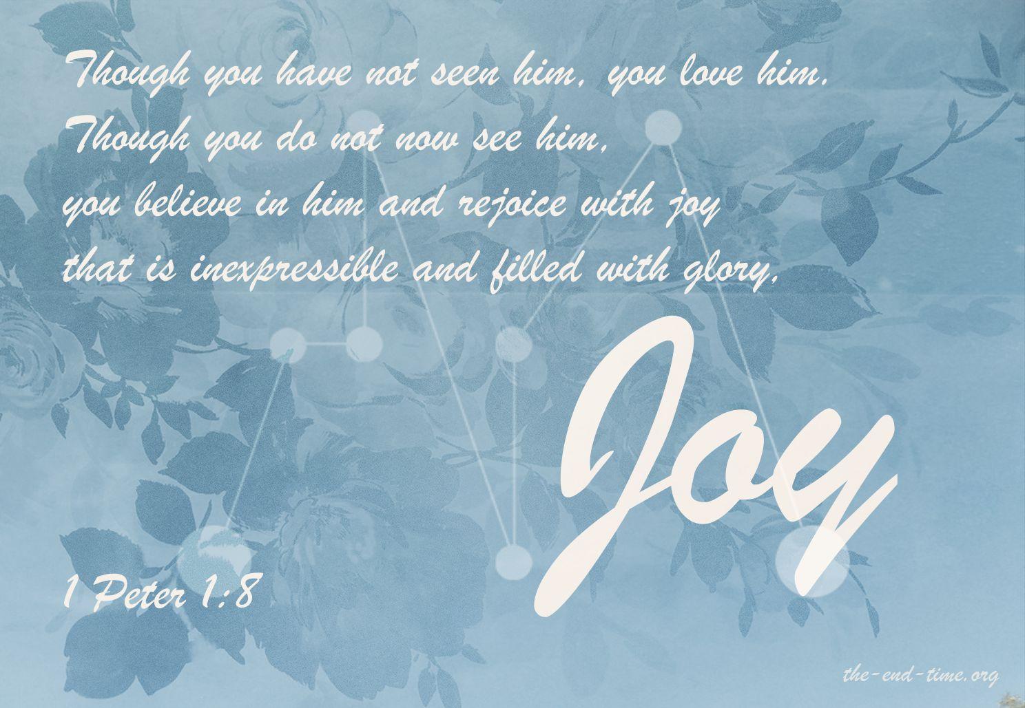 joy verse