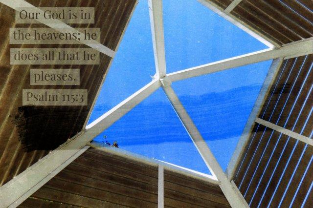 1 Sunday sovereignty verse