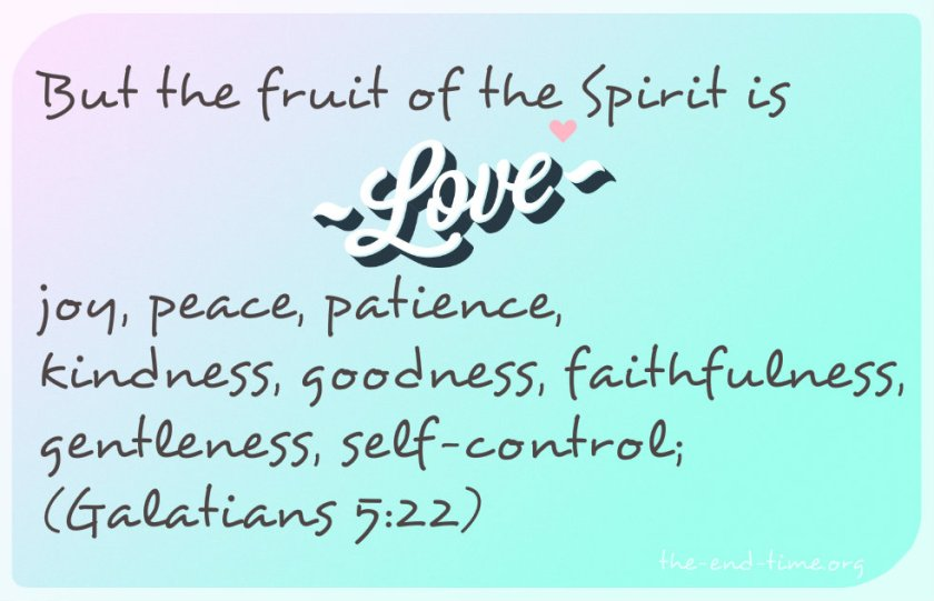 fruit goodness verse 1