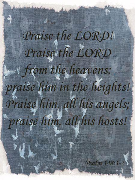 praise verse