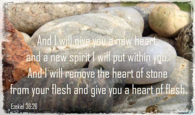 heart of stone verse