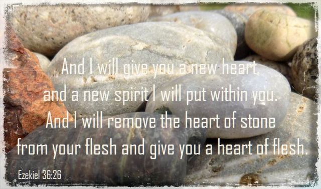 heart of stone verse