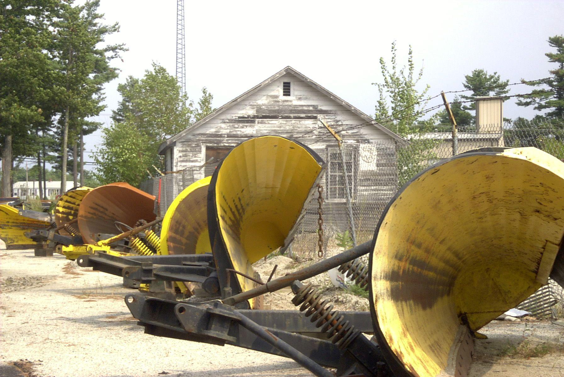 plow blades