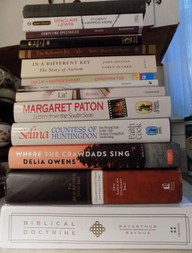 books summer