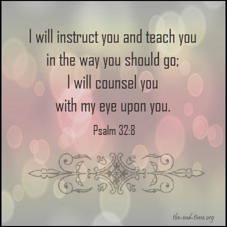 instruct verse