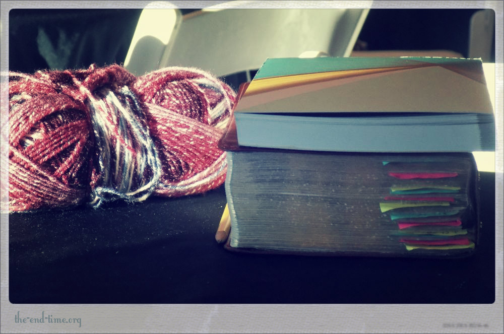 yarn and bible