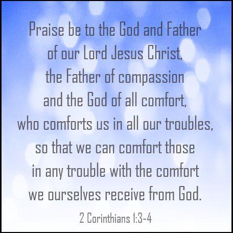 comfort verse