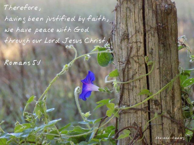 justify justification verse