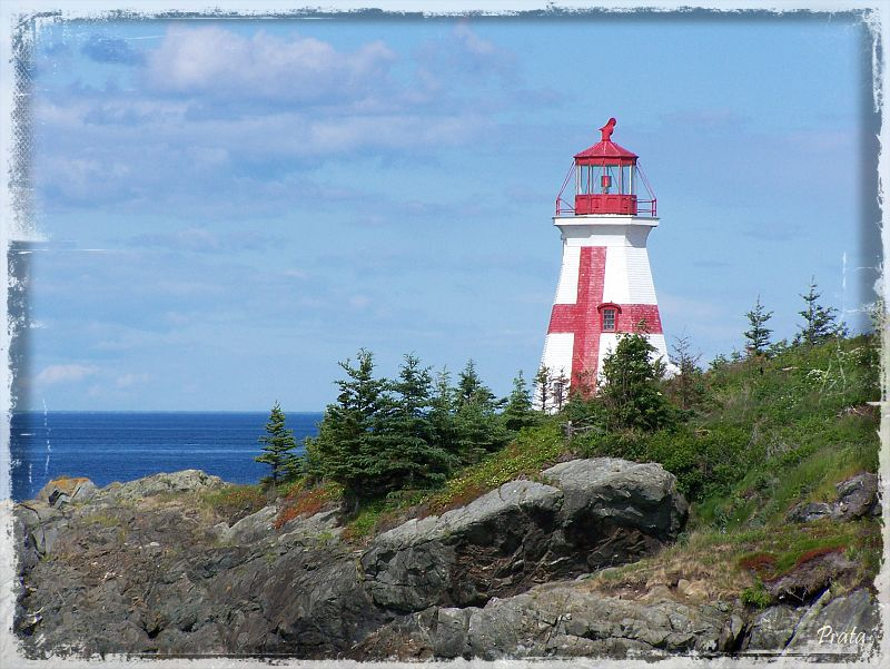 lighthouse east quoddy canada