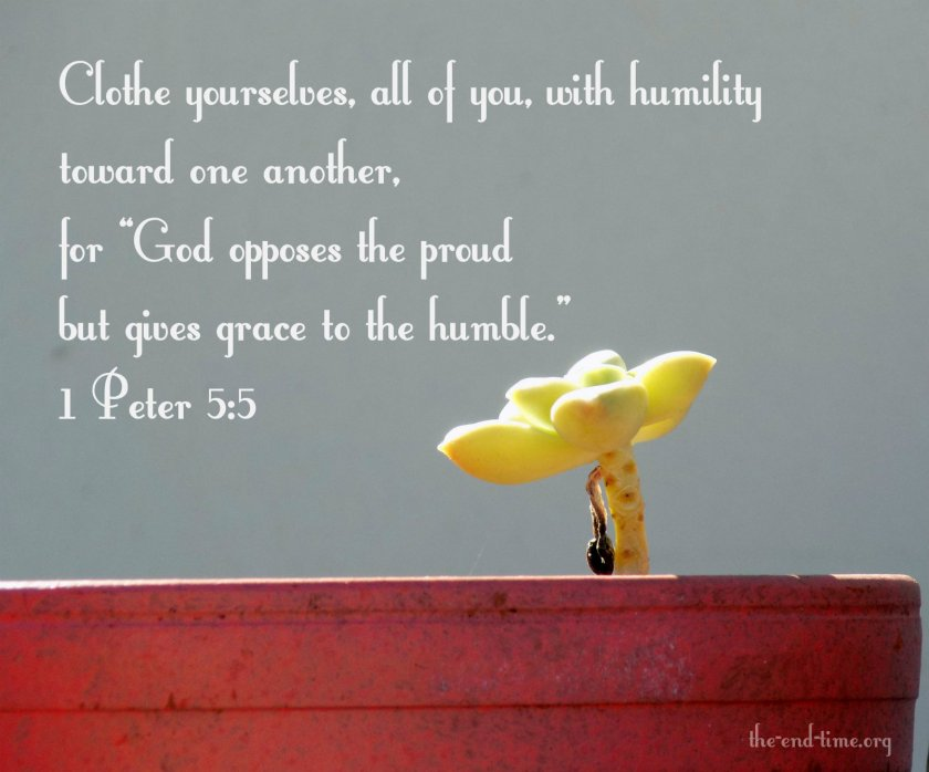 humility verse