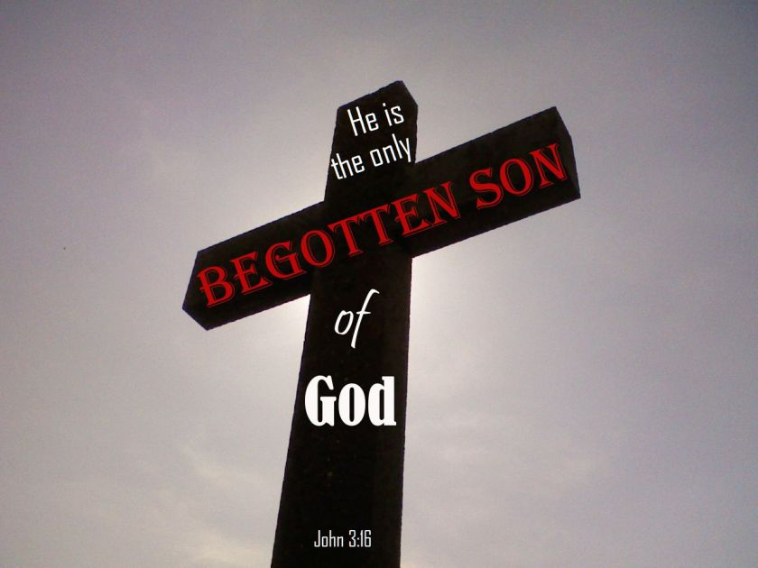 jesus son 1
