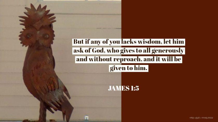 wisdom verse 1