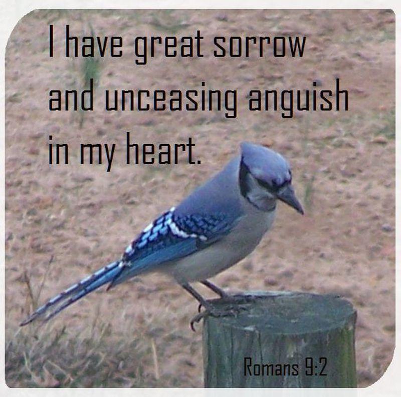 great sorrow verse