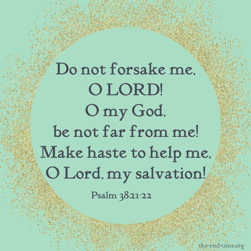 psalm 38 verse